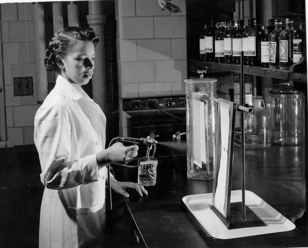 Alma Levant Hayden, Black Chemist & Researcher